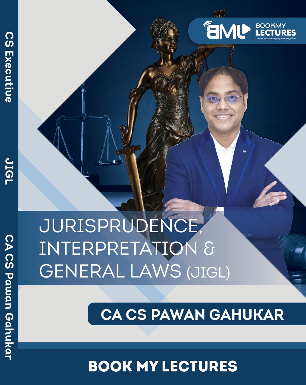 Best CS Executive Classes - JIGL - CA CS Pawan Gahukar