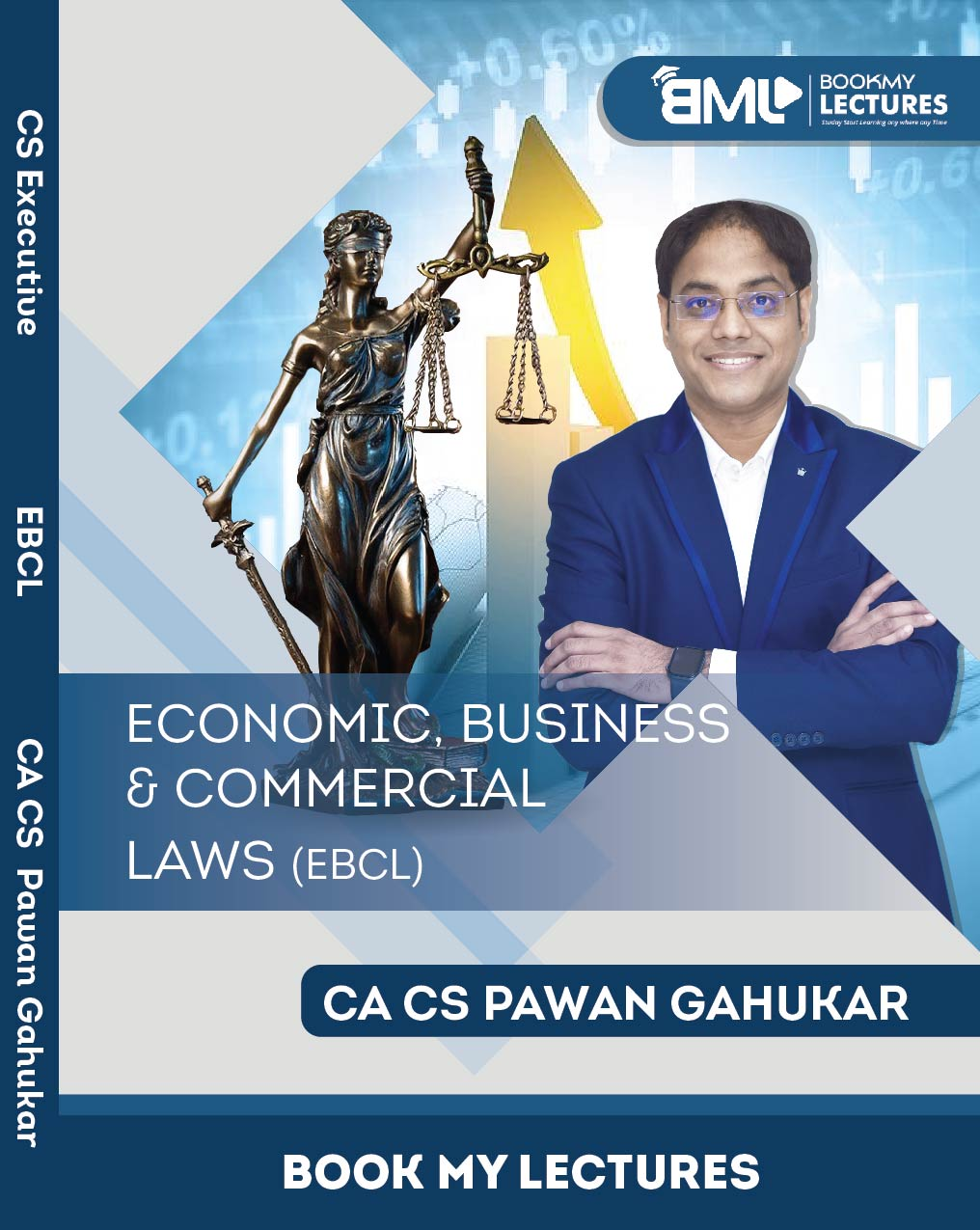 Best CS Executive Classes - EBCL- CA CS Pawan Gahukar