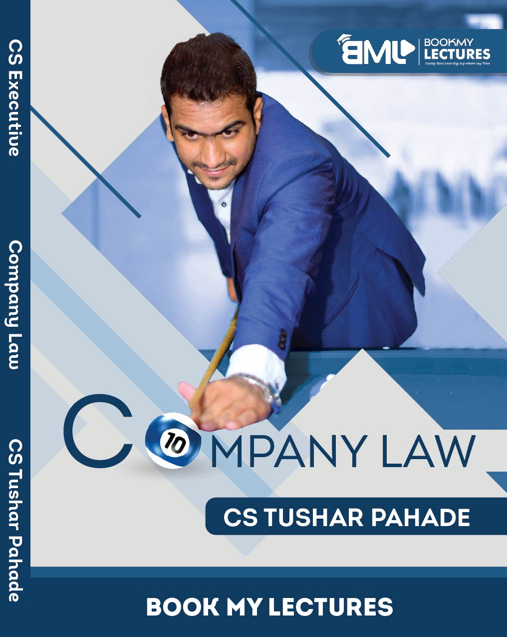 Best CS Executive Classes - Company Law - CS Tushar Pahade