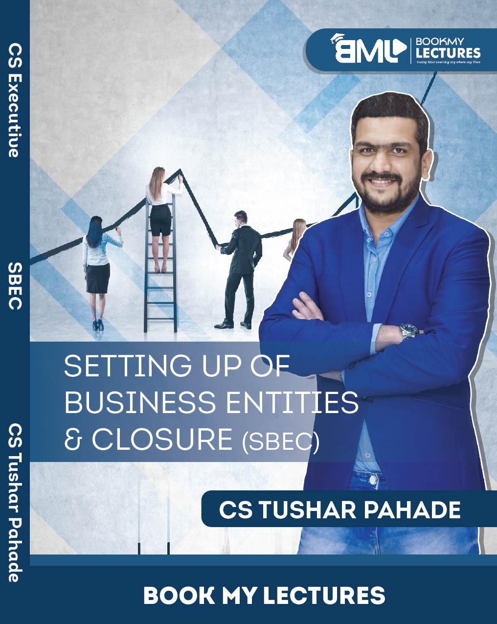 Best CS Executive Classes- SBEC - CS Tushar Pahade