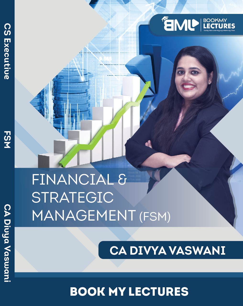 Best CS Executive Classes - FSM - CA Divya Vaswani
