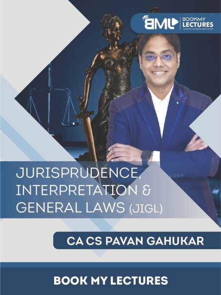 JIGL Video Lectures by CA CS Pavan Gahukar