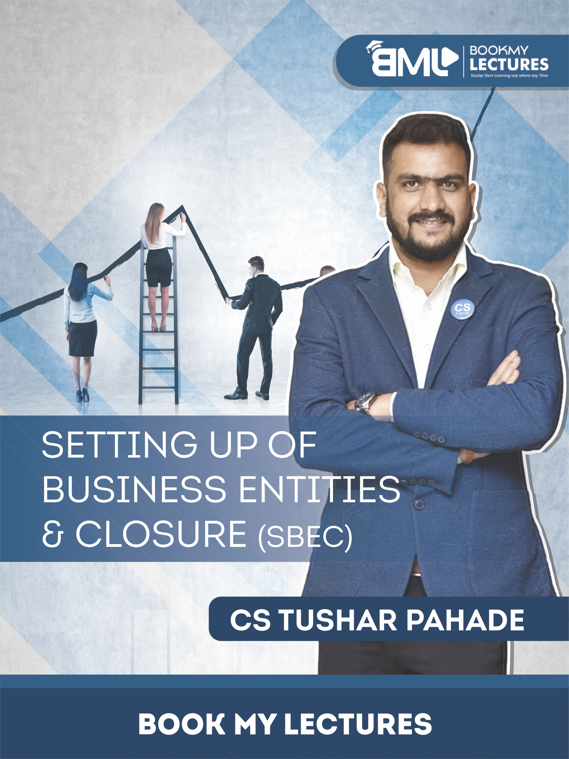 SBEC Video Lectures by CS Tushar Pahade